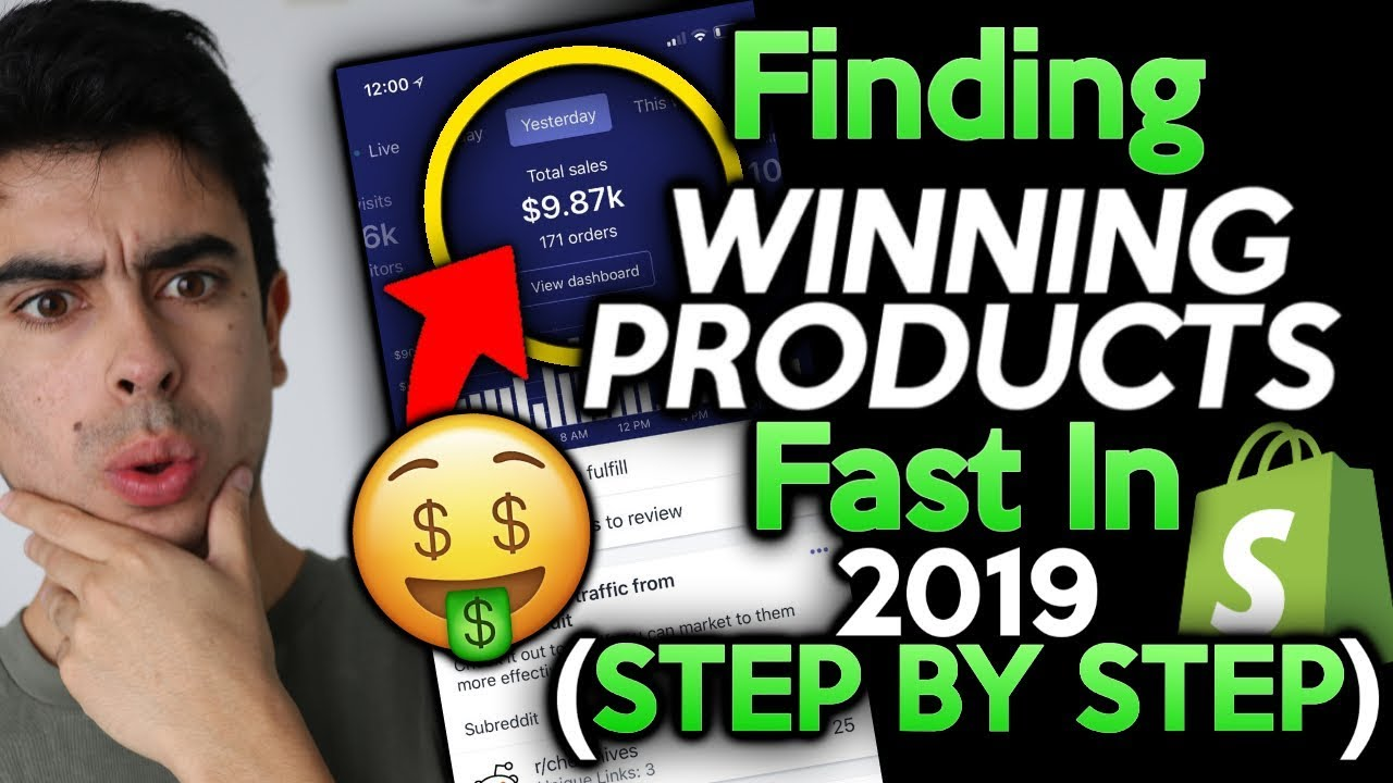 FASTEST Way To Find And Test Winning Products 2019 | Shopify Dropshipping