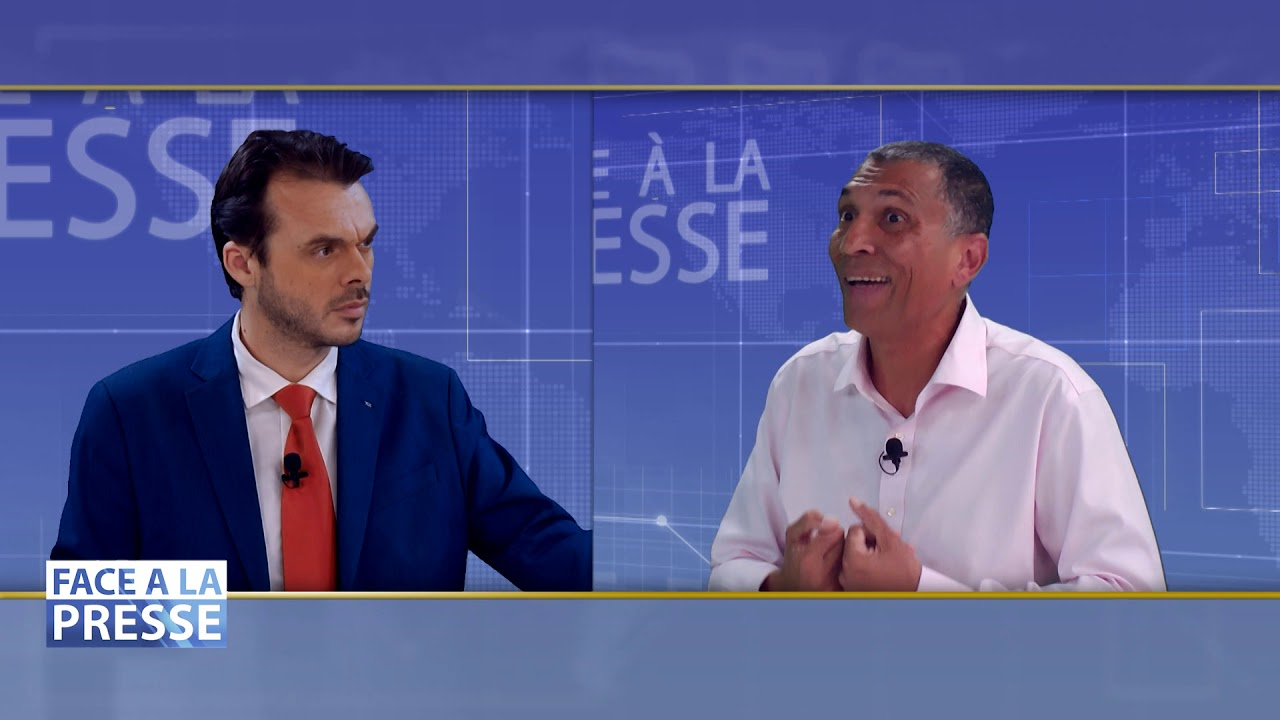 FACE A LA PRESSE avec Jacques BANGOU Partie 1