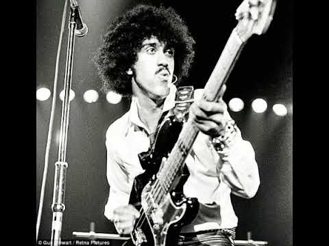 Thin Lizzy - Phil Lynott's Bass Solo (Live 1982)