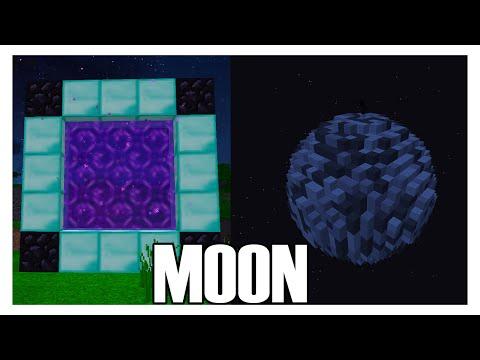 minecraft moon portal mod download