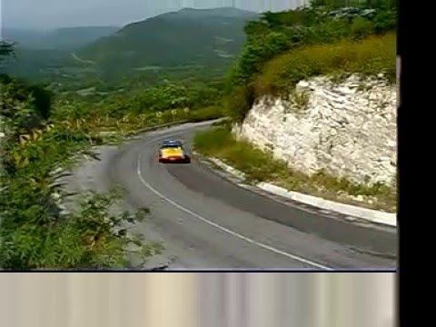 La Carrera Panamericana 2006 Video Teaser