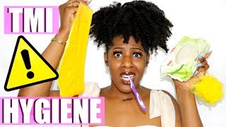 GIRL TALK: TMI Hygiene Tips & Secrets YOU NEED TO KNOW!!⚠️