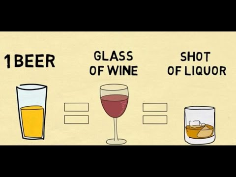 wine article Does 1 Beer  1 Glass of Wine  1 Shot of Hard Liquor The Math of a Standard Drink