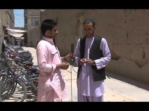 Kandahar Culture Heritage: information about arhistoric streets in Kandahar