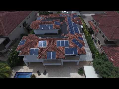 Costa Rica Solar Solutions - Recent Projects