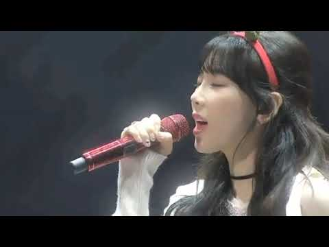 Free Download Taeyeon - Dear Santa (live) The Magic Of Christmas Mp3 dan Mp4