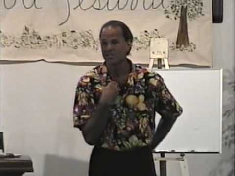 Dr. Doug Graham - Raw Food Festival 2000 Part 2