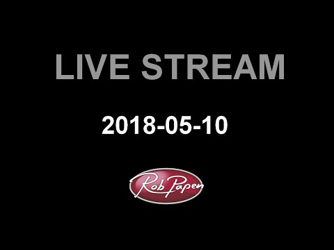 Rob Papen Live Stream 10 May 2018