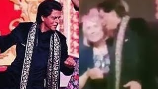 Shahrukh Khan Made Hillary Clinton Dance At Isha Ambani's Sangeet