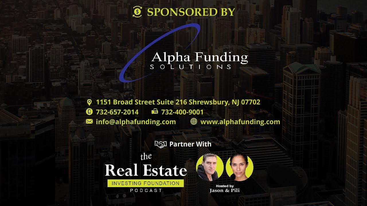 The Real Estate Foundation Podcasts | Jason & Pili Yarusi