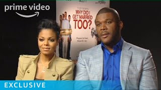 Janet Jackson on Why Did I Get Married Too? and Michael Jackson's Death | Amazon Prime Video
