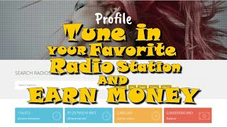 Bitradio Setup Step by step ¤Guide¤{Listen Musique &Earn BRO Coin$ }