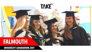 Falmouth University Graduation 2017