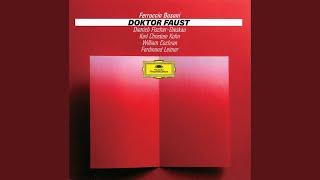 Busoni: Doktor Faust / First Scene - Sie nahn! Der Fürst, die Fürstin!