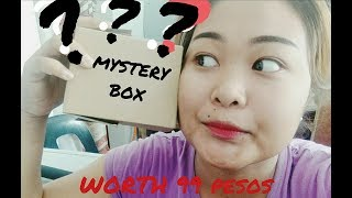 MYSTERY BOX 99peso WORTH IT NGA BA?!