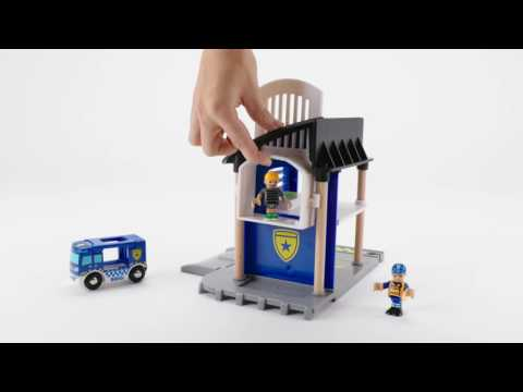 BRIO World - 33813 Police Station