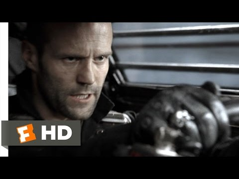 Death Race (4/12) Movie CLIP - Jensen's First Race (2008) HD