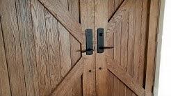 Entry door set