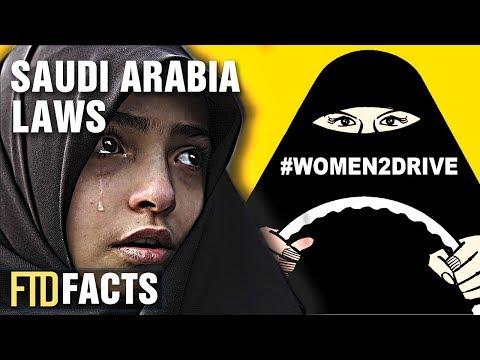 10 Strangest Laws in Saudi Arabia