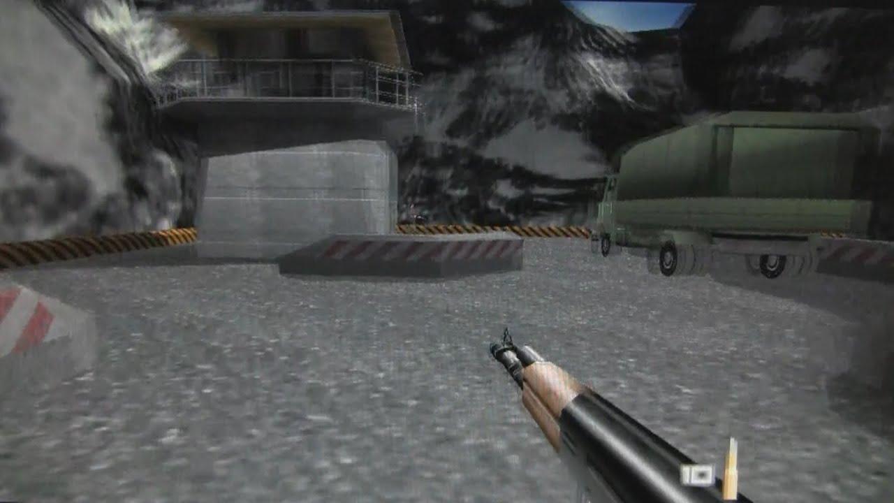 007 Golden Eye Agent Longplay