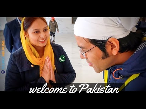 Dear Indians, 'WELCOME TO PAKISTAN'