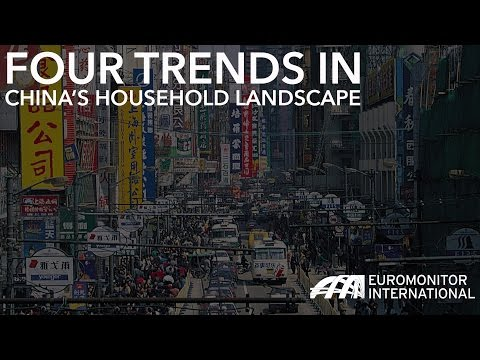 Four Key Trends in China's Household Landscape