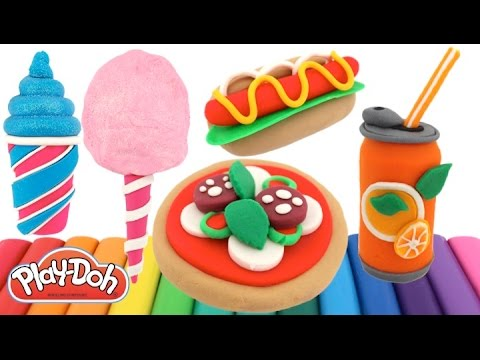 Cool and easy things to make with playdough