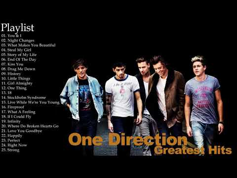 One Direction Greatest Hits Full Album - Best Songs One Direction Full Playlist