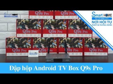 Android TV Box Q9s Pro 2GB – có Bluetooth 4 0 (Karaoke Offline 4000 bài  hát) - SMARTHOME CHANNEL