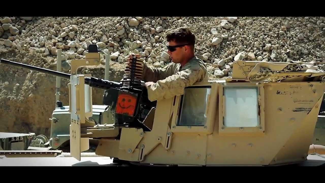 Deimos 1 8 Motor Transport Marines In Afghanistan Youtube
