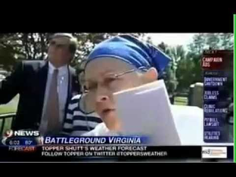 Concerned Virginia citizen discusses media influence