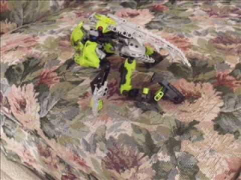 Bionicle House Legacy TNG - ep. 1