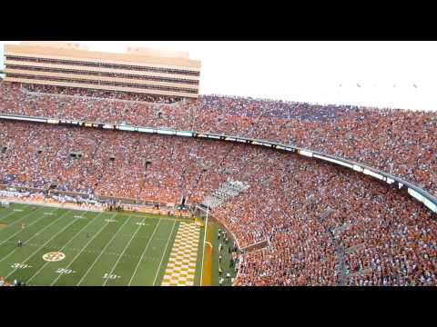 Neyland Stadium Sings Rocky Top