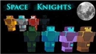 ROBLOX Space Knights! [Beta Gameplay] gameplay