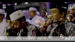 """""""SPESIAL""""  GUS AZMI MAN ANA VERSI INDONESIA HAUL KH. HASYIM PENDIRI PONDOK PESANTREN NURUL QADIM"""