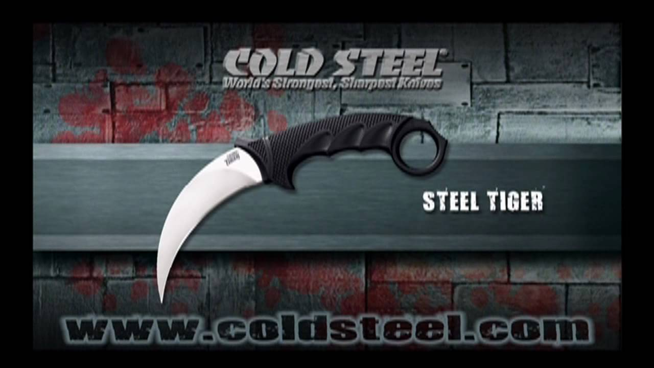 Steel Tiger | Cold Steel Karambit