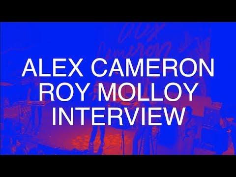Alex Cameron / Roy Molloy Interview