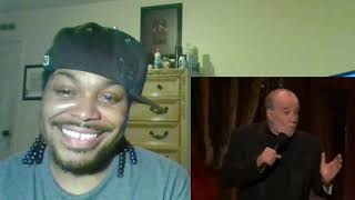 """Baby Dyce Reacts to - George Carlin """"Advertising and Bull Shit"""""""