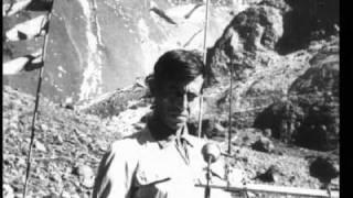 1969 Silo. La Curación del Sufrimiento. Punta de Vacas, 4 de mayo del 1969.