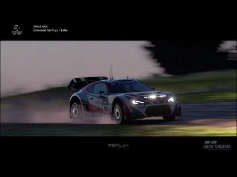My angry drive after getting robbed due mandatory update in GT Sport
