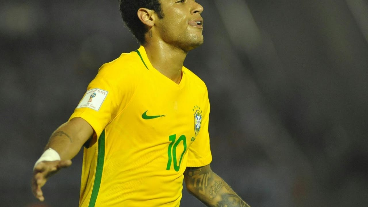 Download Brazil 3-0 Paraguay Highlights - World cup qualifictaion All goals