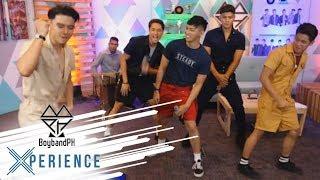 BoybandPH's energetic performance of Gary V's
