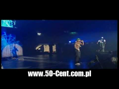 "50 Cent, Lloyd Banks & Young Buck performing ""21 Question"" Live in Glasgow [ High Definition ]"