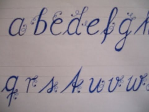 how to write a letter fancy how to design letter draw letter