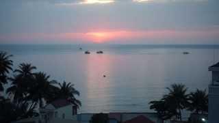 Sunset Vietnam 2014   Phu Quoc Island