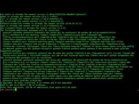 Serve Flask Applications With Gunicorn And Nginx On Ubuntu 18 04 LTS