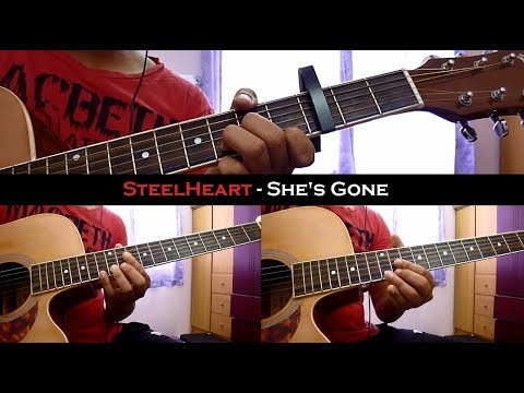 Steelheart - She's Gone (Instrumental/Full Acoustic)