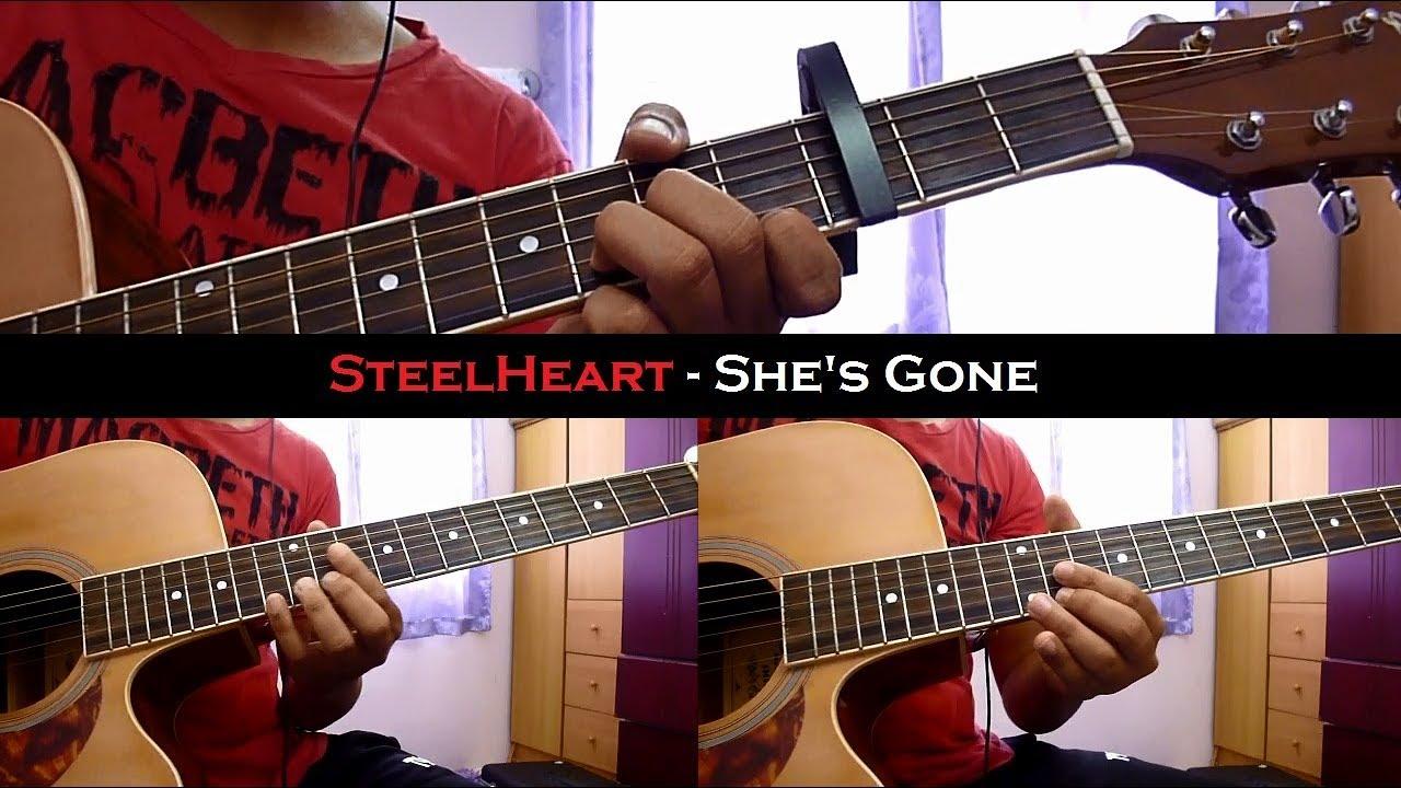 steelheart-she-s-gone-instrumental-full-acoustic-tali-putus
