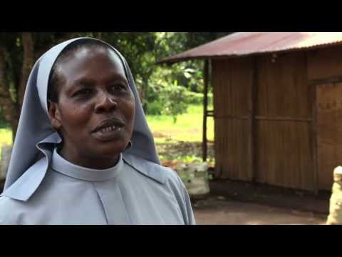 Ssubi Portrait - Sister Ernestine's message