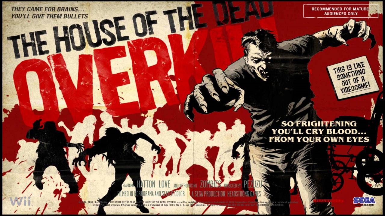 The House Of The Dead Overkill Full Soundtrack Youtube